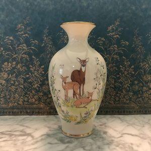 Vintage Lenox Mother's Day 1984 Vase